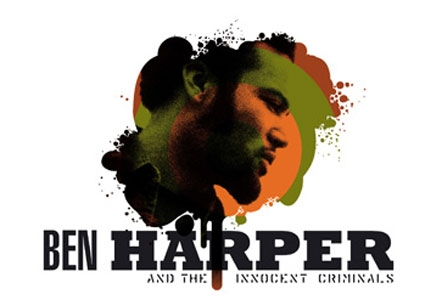 chemise-homme habille Ben Harper & the Innocent Criminals
